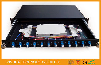 Fiber Optic Patch Panel